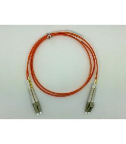 Bretella ottica LC/LC duplex MM 62,5/125
