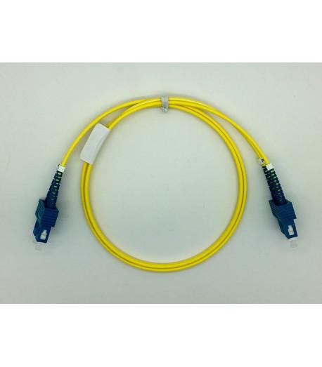 Bretella ottica SC/SC duplex SM 9/125