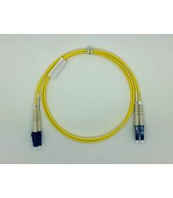 Bretella ottica LC/LC duplex SM 9/125