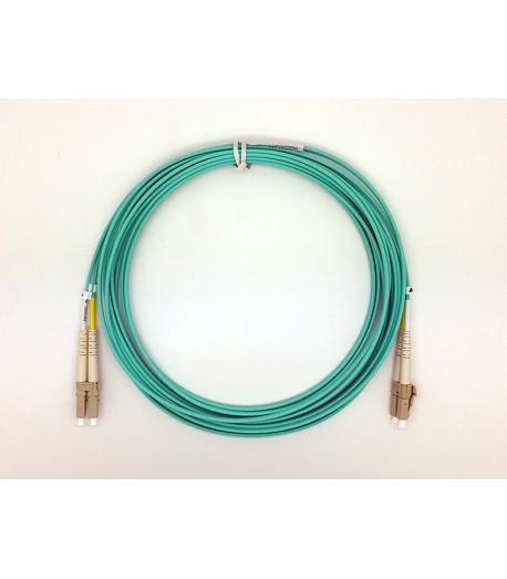 Bretella ottica LC/LC duplex MM 50/125 OM3