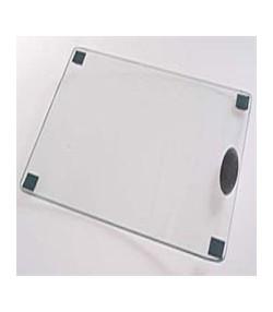 Piano di lappatura in vetro