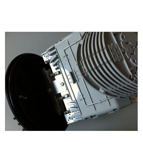 Muffola dome a gestione del singolo circuito