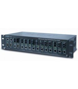 Chassis 15-slot Media Converter per rack 19""