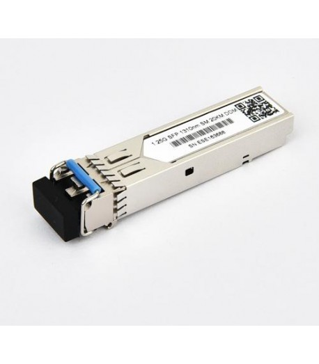 Modulo SFP monomodale Mini Gbic LX