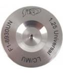 Utensile metallico di lucidatura da 1,25mm