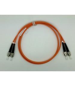 Bretella ottica ST/ST duplex MM 50/125 OM2