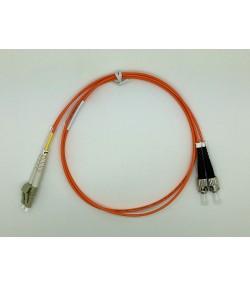 Bretella ottica LC/ST duplex MM 50/125 OM2
